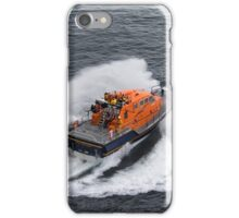 The lizard life boat launch iPhone Case/Skin