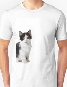 Graphical Cat Unisex T-Shirt