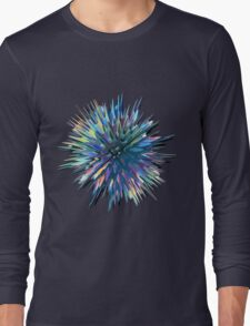 Sea Urchin Spiky Star Long Sleeve T-Shirt