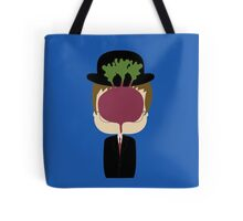 DWIGHT MAGRITTE SCHRUTE Tote Bag