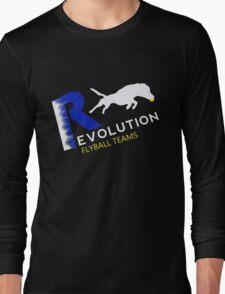 Revolution flyball black n blue Long Sleeve T-Shirt