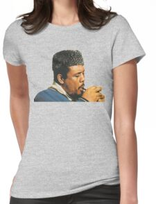 Charles Mingus Womens Fitted T-Shirt