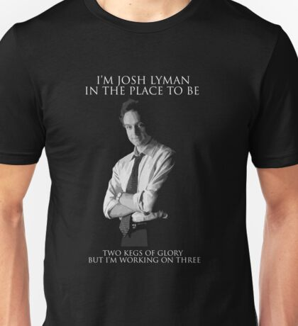 Hamilton x The West Wing - Aaron (Sorkin), Sir Unisex T-Shirt