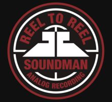 Reel To Reel Soundman One Piece - Short Sleeve