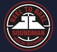 Reel To Reel Soundman One Piece - Short Sleeve