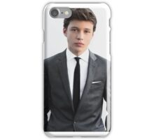 Nick Robinson In Suit iPhone Case/Skin