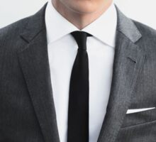 Nick Robinson In Suit Sticker
