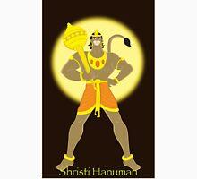 Shristi Hanuman Unisex T-Shirt