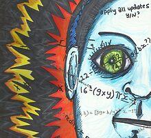 Eye Robot by Kyleacharisse