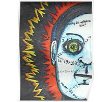 Eye Robot Poster