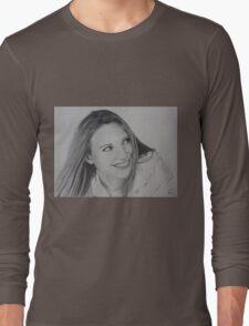 Anna Torv Long Sleeve T-Shirt