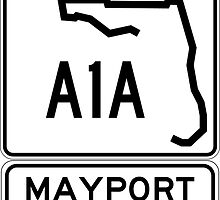 A1A - Mayport, Florida - Sun and Fun by IntWanderer