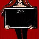 2016: A Clean Slate by Anthea  Slade