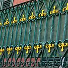 Wrought Iron With Panache by phil decocco
