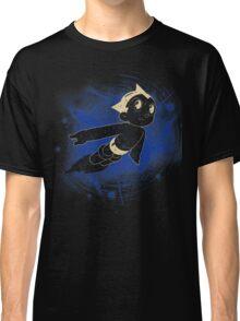 The boy made of machine Classic T-Shirt
