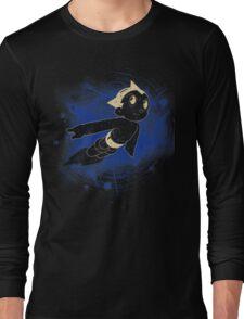 The boy made of machine Long Sleeve T-Shirt