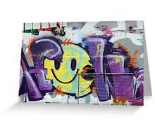 Smile in life Greeting Card