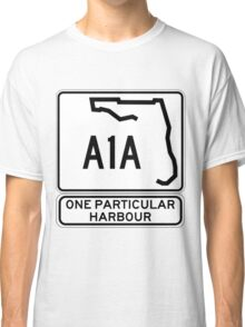 There's this one particular harbour... Classic T-Shirt