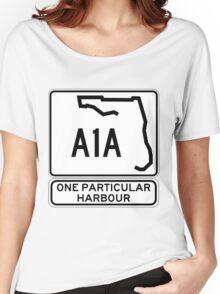 There's this one particular harbour... Women's Relaxed Fit T-Shirt
