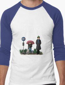 My Neighbor Sherlock Men's Baseball ¾ T-Shirt
