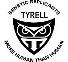 TYRELL OWL Photographic Print