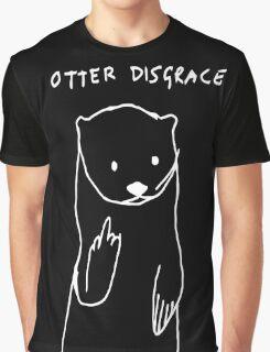 Otter disgrace Graphic T-Shirt