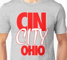 Cin City Ohio Unisex T-Shirt