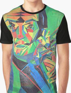 Salvador Dali's Primary Persistence  Graphic T-Shirt