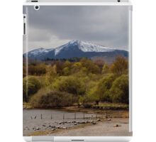 Derwentwater with Grisedale Pike iPad Case/Skin