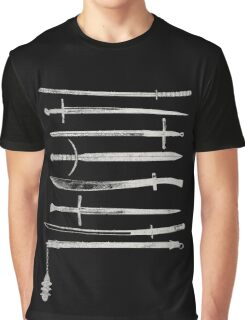 Choose your weapon Graphic T-Shirt