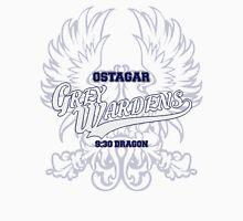 GREY WARDENS Men's Baseball ¾ T-Shirt