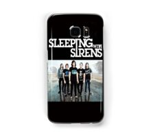 Sleeping With Sirens Tank Finish by md  Samsung Galaxy Case/Skin