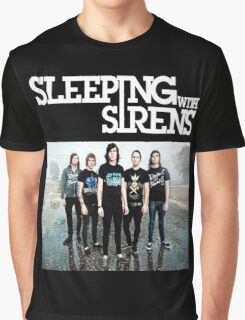 Sleeping With Sirens Tank Finish by md  Graphic T-Shirt