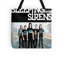 Sleeping With Sirens Tank Finish by md  Tote Bag