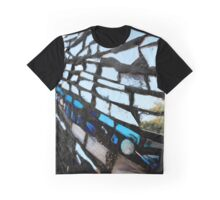 Glass Paved Graphic T-Shirt