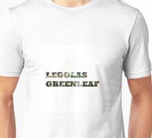 Legolas Greenleaf Unisex T-Shirt