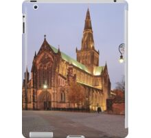 Glasgow Cathedral at Sunset iPad Case/Skin