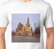 Glasgow Cathedral at Sunset Unisex T-Shirt
