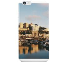 HARBOUR REFLECTIONS iPhone Case/Skin