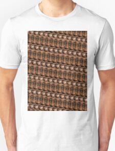 Ainsley Harriott repeating pattern Unisex T-Shirt