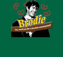 Brodie's Chocolate Covered Pretzels Unisex T-Shirt