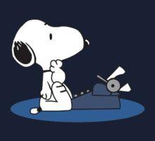 Cartoon Snoopy Kids Tee