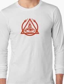 The Order of the Triad - The Venture Brothers Long Sleeve T-Shirt