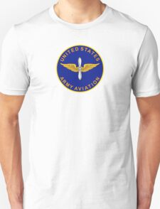 Insignia of the United States Army Aviation Branch  T-Shirt
