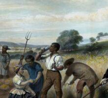 George Washington - The Farmer Sticker
