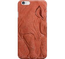 """Terracotta Rino"" by Carter L. Shepard""  iPhone Case/Skin"