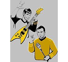 Spock Rock Photographic Print