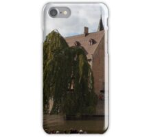 Bruges - Canals Are Fairytale Inspirations iPhone Case/Skin
