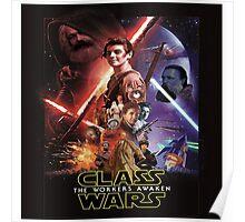 Class Wars Poster