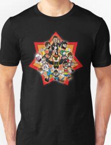 Vanoss and Crew 1930's cartoon style Unisex T-Shirt